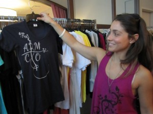 Adriana Marie Shows her Latest Designs
