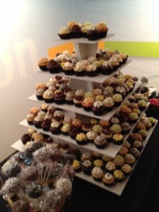 Cupcakes the QVC Way