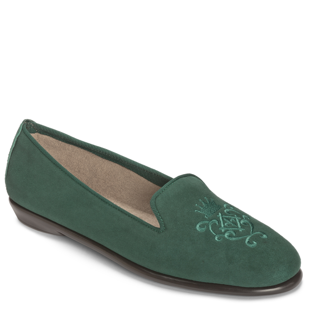 Aerosoles Betunia in Emerald Green