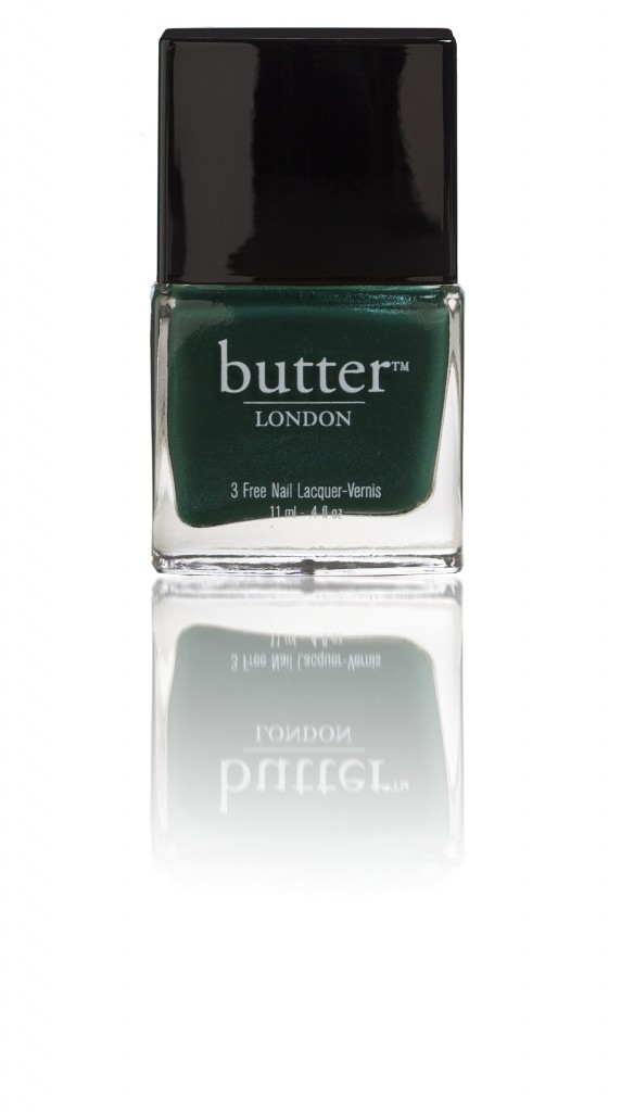 British Racing Green from Butter London