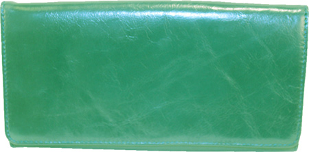 Latico Green Wallet