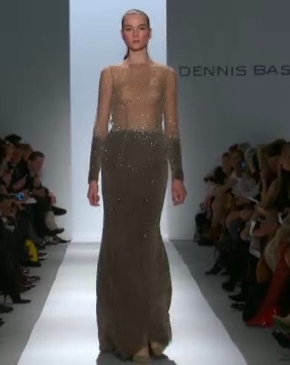 Screen shot 2013 02 12 at 3.31.58 PM Dennis Basso, Fall 2013: A Glamorous Celebration of 30 Years in Fashion