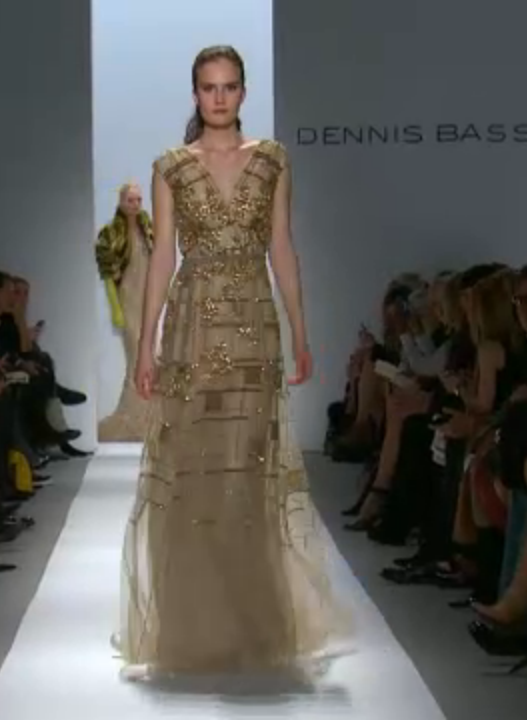 Screen shot 2013 02 12 at 3.38.50 PM Dennis Basso, Fall 2013: A Glamorous Celebration of 30 Years in Fashion