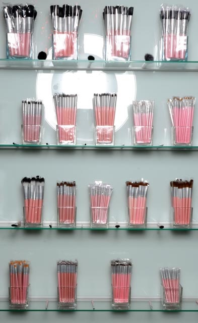 Morphe Brushes for Breast Cancer Awareness Month