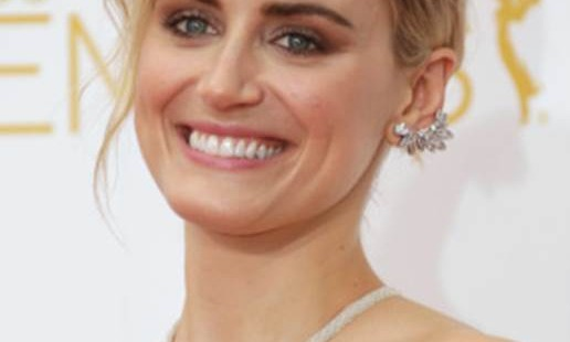 Get The Look: Emmy Awards Beauty, Taylor Schilling