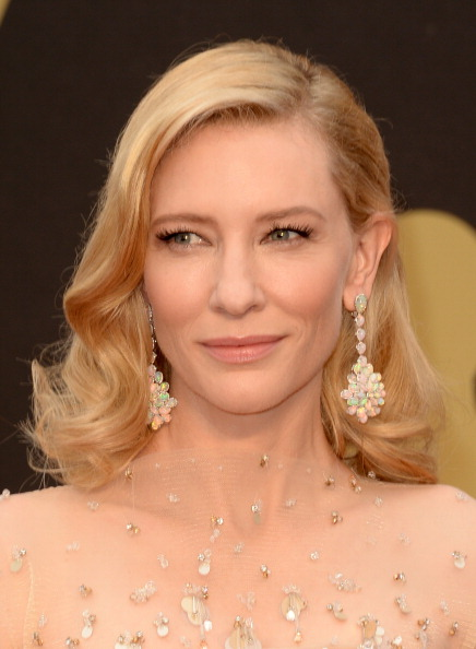 Recreate The Look Oscars Hair Everbeautiful By Melody Lesser
